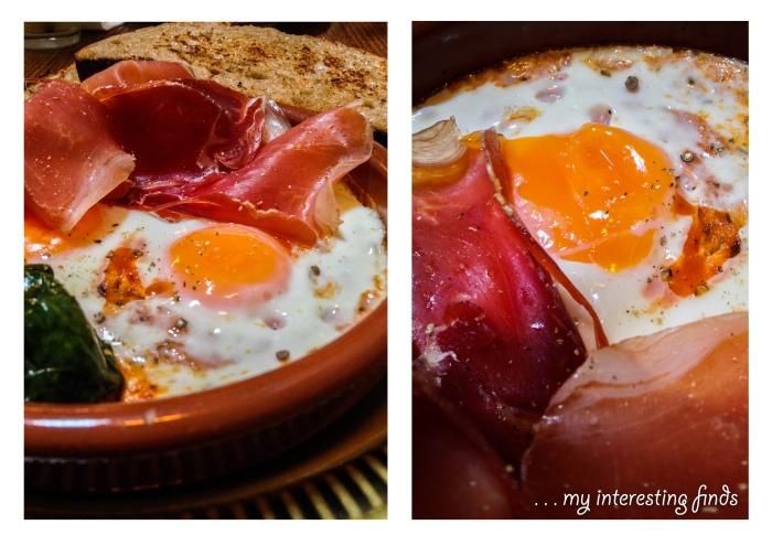 Yum ! Love the look of the bright yolk. MELT !